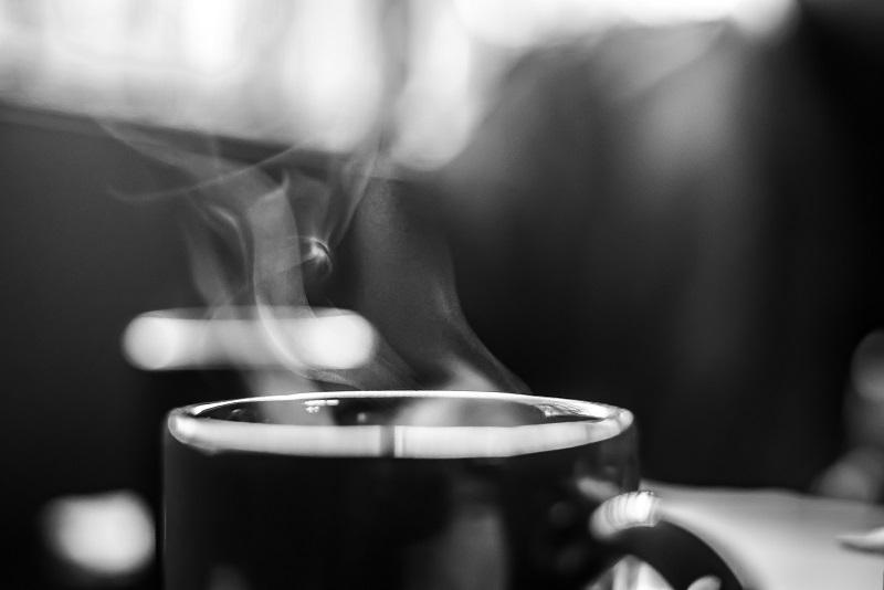 Il ricordo di un caffè: pioggia di un martedì pomeriggio