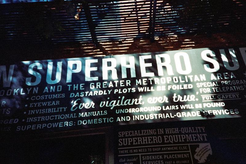 Il problema dei superpoteri 1/2: immaginazione creativa